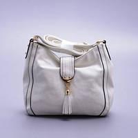 Клатч-сумка женская белая L.Pigeon