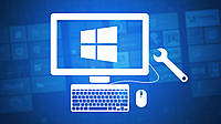 Установка-настройка windows, подключение wi-fi роутера