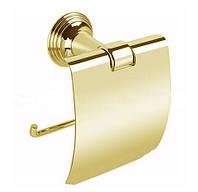 Держатель бумаги COLOMBO HERMITAGE В3391 золото