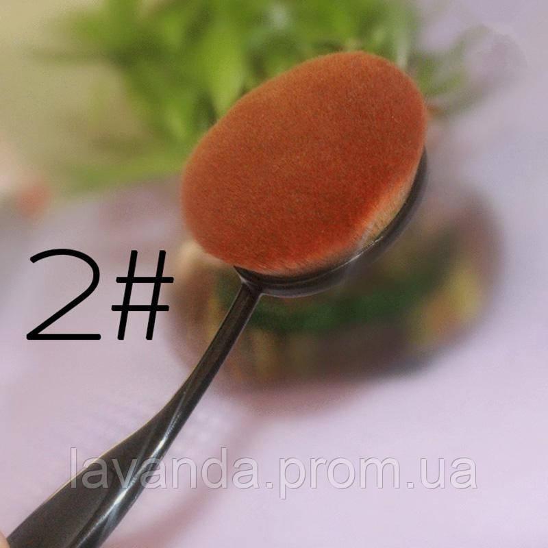 Кисть щётка реплика Artis Makeup Brushes-БОЛЬШАЯ №2