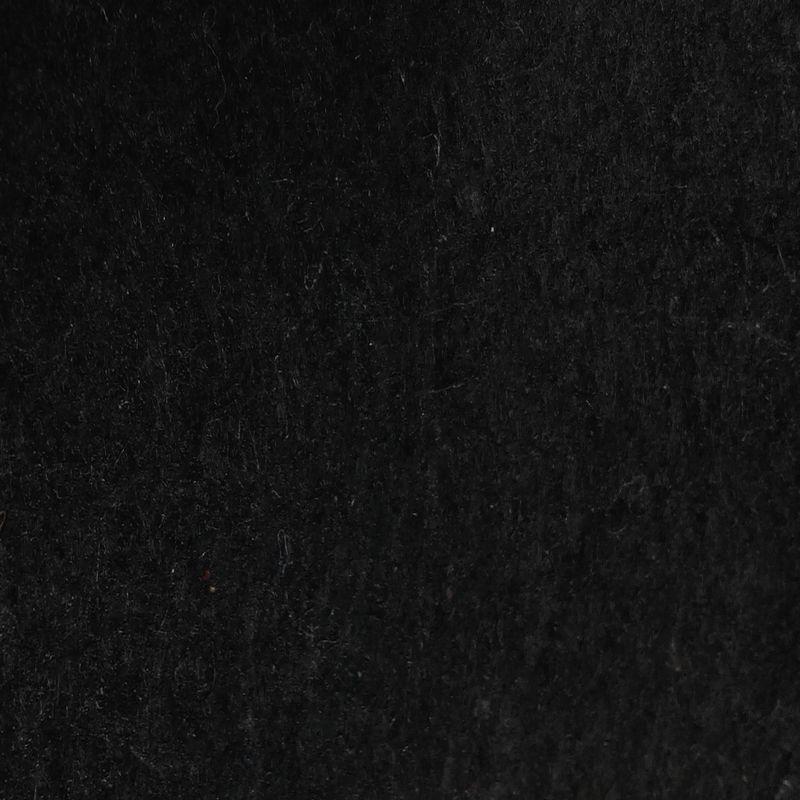 Фетр 1мм в рулоне черный