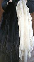 Норка, шкуры 60-65 см. Набор на шубу (Польша)