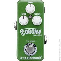 Педаль Гитарных Эффектов TC Electronic Corona Mini Chorus