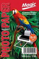 MAGIC A6 150 г/м2 глянцевая (glossy) односторонняя 100 листов