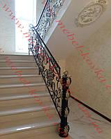 Лестничные ограждения 8 Киев