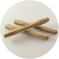 Бигуди-коклюшки 25шт, 6,5 мм., фото 1