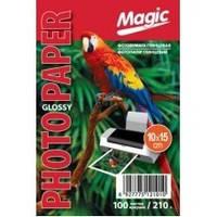 MAGIC A6 210 г/м2 глянцевая (glossy) односторонняя 100 листов