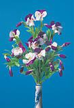 Цветы из гофрированной бумаги, фото 2