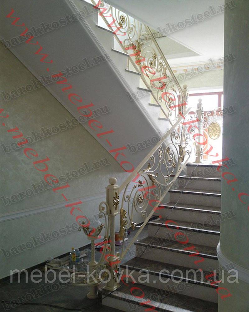 Перила кованые 23 Киев