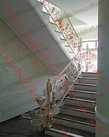 Лестничные ограждения 21 Киев