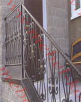 Лестничные перила 29 Киев