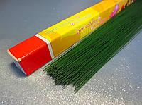 Флористическая проволока 0,9 мм., 40 см., упаковка 0,7 кг. (Герберная)