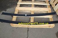 Лист рессоры №2 задний ЗИЛ 130 , КАЗ 608 длина 1500 мм (Чусовской металлургический завод, Россия)