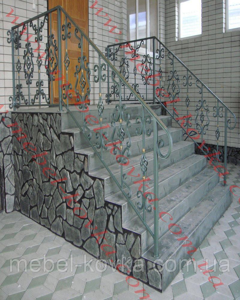 Лестничные перила  36