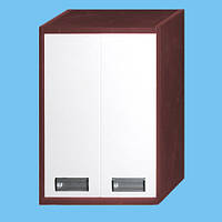 Шкаф навесной для ванной комнаты Ш-500-800 Венге