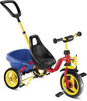 Рехколесный велосипед Puky CAT 1S 2324 red красный, фото 1