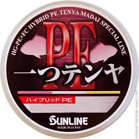 Рыболовные Лески И Шнуры Sunline Hitotsu Tenya PE 210м 0.8/0.164мм 12LB/5.6кг (16580197)