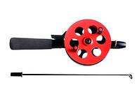 Зимняя удочка 90 Neopren handle / Glassfibre rod TEHO