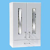 Шкаф навесной для ванной комнаты Ш-501-801 фацет