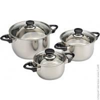 Набор Посуды Berghoff Vision Prima 6пр. (1112473)