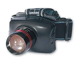 Фонарь налобный Jaxon LED ZOOM HIGH POWER AJ-LAR101