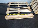 Лист рессоры №2 передний, задний ГАЗ 3302 1525 мм без ушка (Чусовской металургический завод, Россия), фото 4