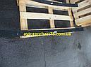 Лист рессоры №2 передний, задний ГАЗ 3302 1525 мм без ушка (Чусовской металургический завод, Россия), фото 5