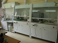 Вентиляция лаборатории (лабораторных помещений)