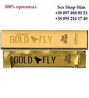 Spanish Gold Fly (1 шт. в упаковке, капли), возбуждающие капли для женщин Шпанская мушка