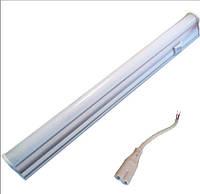 Светодиодный LED линейный светильник наборной T5 15W 90см 4000К Magnum