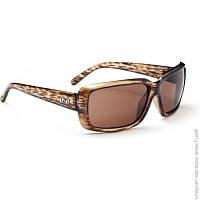 Солнцезащитные Очки Optic Nerve Lanai Crystal Driftwood Demi, polarized copper