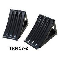 Упор под колесо металлический (для грузовых автомобилей) 2шт. TORIN TRN37-2