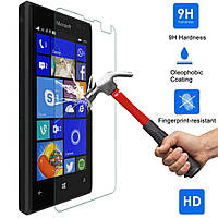 Защитное стекло ProGlass 2,5D Microsoft Lumia 435 (Nokia) Dual Sim, фото 1