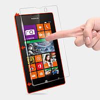Защитное стекло ProGlass 2,5D Nokia Lumia 520