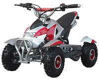 Квадроцикл HB-6 EATV 800w (серый с красным)