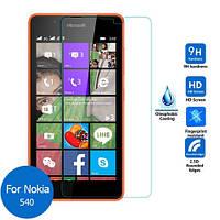 Защитное стекло ProGlass 2,5D Microsoft Lumia 540 (Nokia) Dual Sim