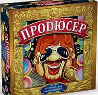 """Настольная игра """"Продюсер"""" ТМ Ариал"""
