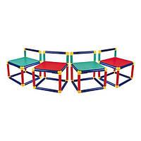 Набор детской мебели Gigo Набор из 4-х стульев, детские стульчики
