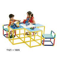 Набор игровой Gigo Стол, детская мебель