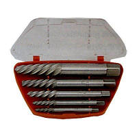 Набор экстракторов шпильковертов 5пр. (M3-M18) FORCE 63005