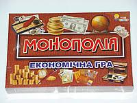"""Экономическая игра """"Монополия"""" МГ 007 MaxGroup"""