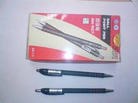 Ручка AIHAO 567 красная (24/1728)