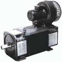 MP112LA электродвигатель постоянного тока главного движения ДИНАМО станка с ЧПУ