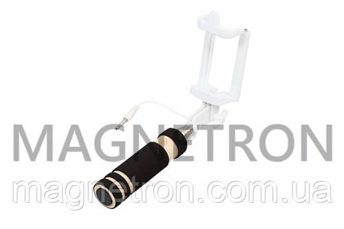 Селфи монопод для смартфона L=140-500mm MINI-BLACK