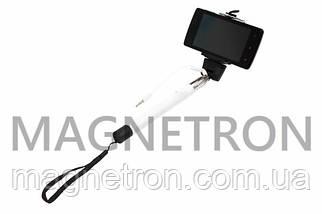 Селфи монопод для смартфонов L=230-975mm Z07-5S-WHITE, фото 2