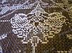 """Безворсовый ковер-рогожка """"Орнамент"""", цвет - натуральный шоколад, фото 7"""