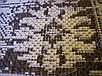 """Безворсовый ковер-рогожка """"Орнамент"""", цвет - натуральный шоколад, фото 8"""