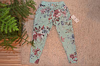 Котоновые  брюки  для девочек Asida  Италия 4-14  лет