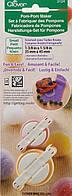 Инструменты для изготовления помпонов Clover Pom Pom Maker 3124