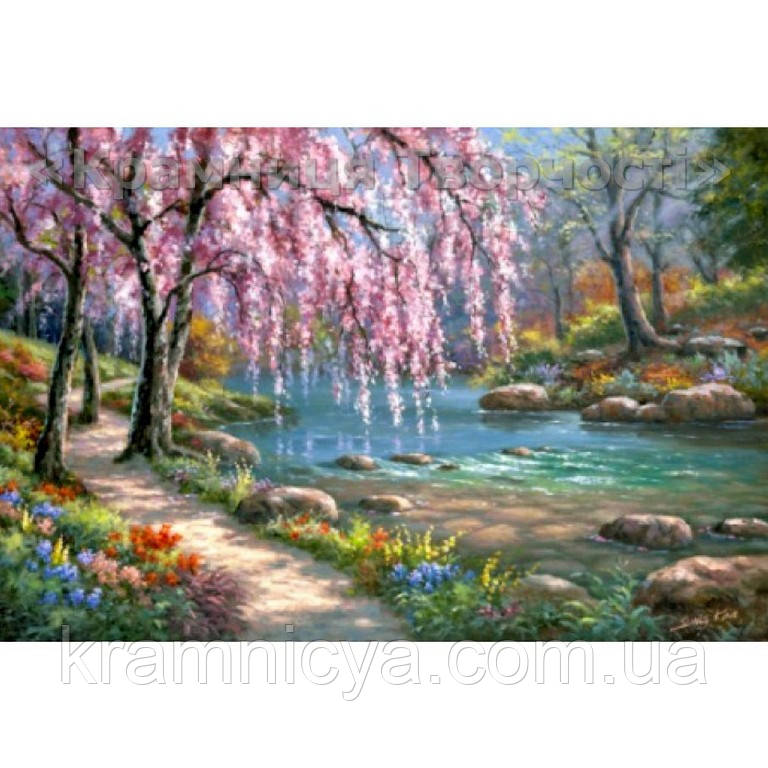 Картина по номерам Волшебный сад, 40х50см (КН2811)